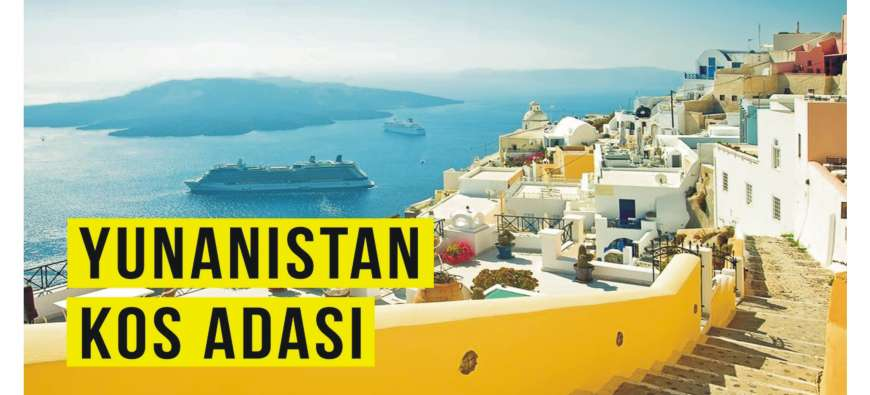 KOS İSLAND EVERY DAY £30