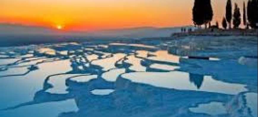 Ephesus & Pamukkale £85 THURSDAY TO FRİDAY