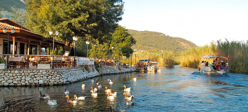 OVER NİGHT İN DALYAN